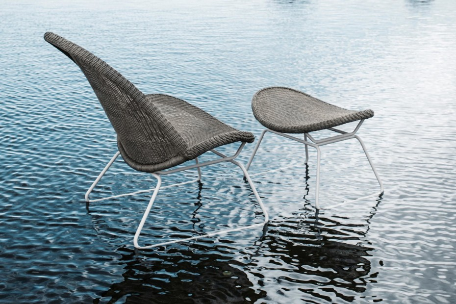 Bepal Lounge Chair