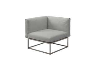 Cloud 75x75 Eckeinheit  von  Gloster Furniture