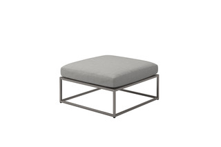 Cloud 75x75 Hocker  von  Gloster Furniture