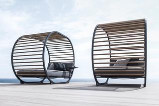 Cradle Day Bed  von  Gloster Furniture