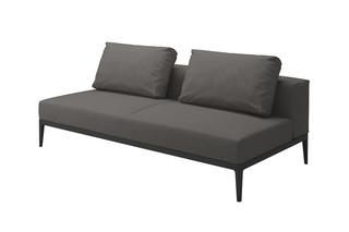Grid Mitteleinheit  von  Gloster Furniture