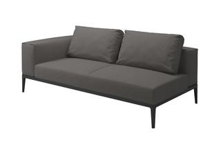 Grid Linke/Rechte Endeinheit  von  Gloster Furniture