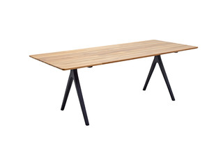 Split Dining Table 220  by  Gloster Furniture