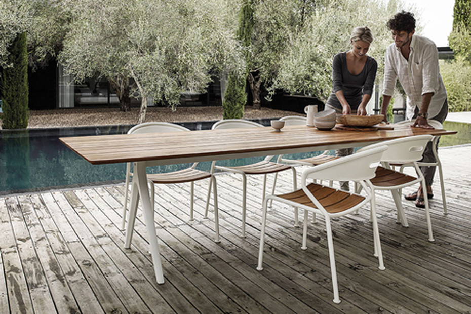 Split Dining Table 220