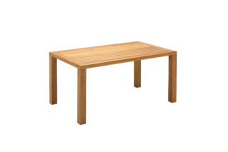 Square XL Table 158  by  Gloster Furniture