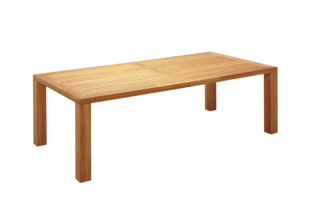 Square XL Table 240  by  Gloster Furniture