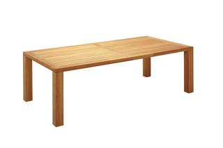 Square XL Tisch 240  von  Gloster Furniture