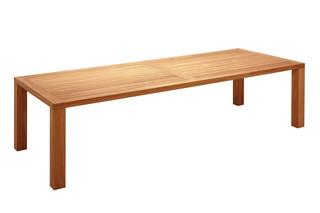 Square XL Tisch 300  von  Gloster Furniture