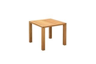Square XL Tisch 92  von  Gloster Furniture