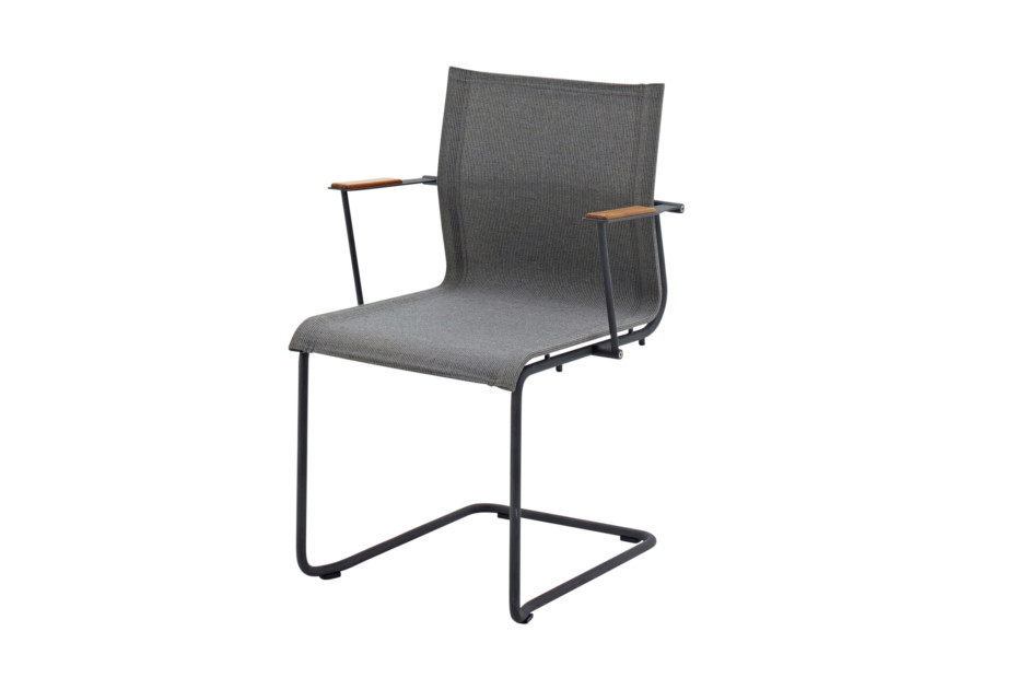 Sway Stacking Chair with Arms