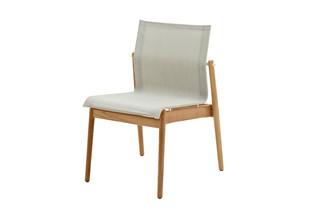 Sway Teak Stapelstuhl  von  Gloster Furniture
