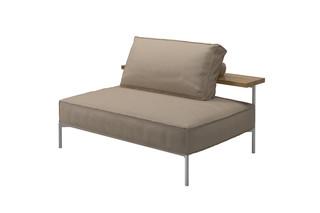 Tray Mitteleinheit  von  Gloster Furniture