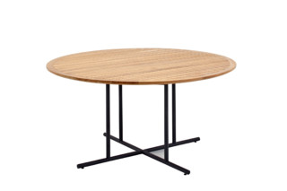 Whirl Dining Table 150  by  Gloster Furniture