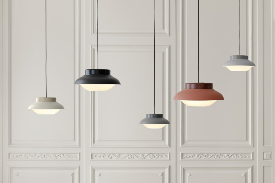 Collar Lamp groß