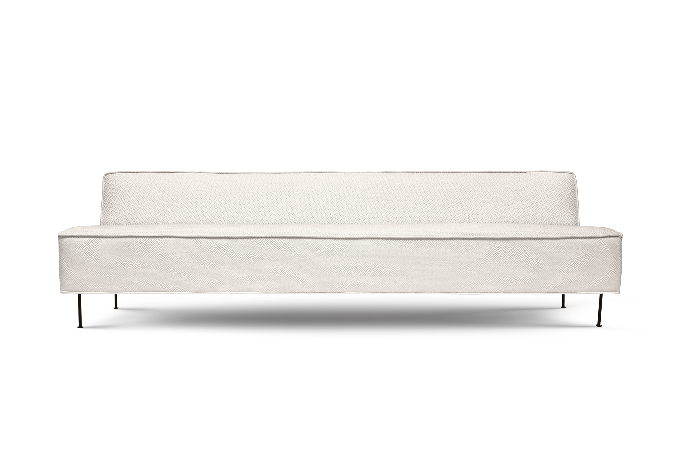 Modern line sofa by gubi stylepark for Modern line furniture
