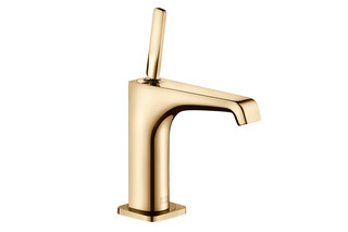 Axor Citterio E Single lever basin mixer bronze  by  AXOR