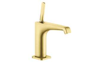 Axor Citterio E Single lever basin mixer gold  by  AXOR