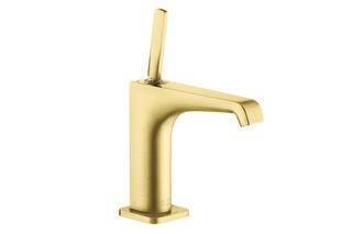Axor Citterio E Einhebel-Waschtischmischer gold  von  AXOR