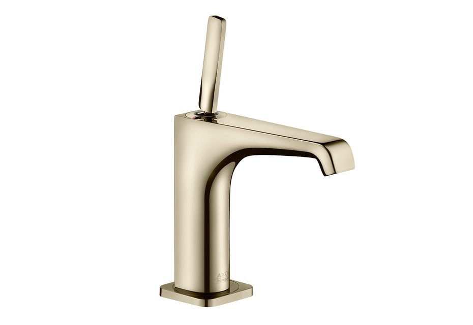 Axor Citterio E Single lever basin mixer nickel