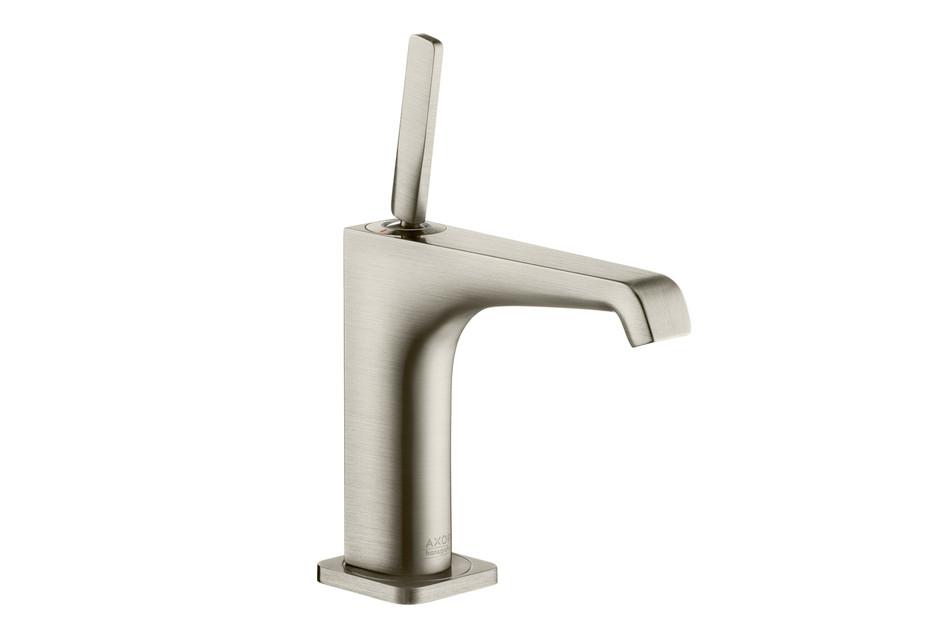 Axor Citterio E Single lever basin mixer stainless steel