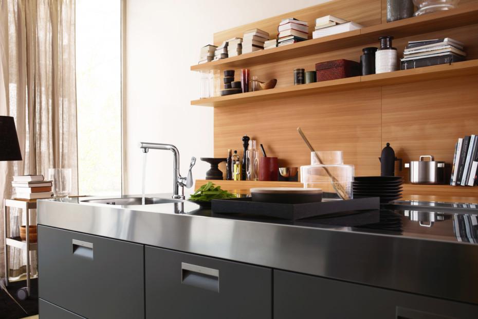 Axor Citterio Select Küchenmischer Schwenkauslauf