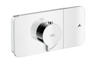 Axor One Thermostatic module for concealed installation, for 1 outlet  by  Axor