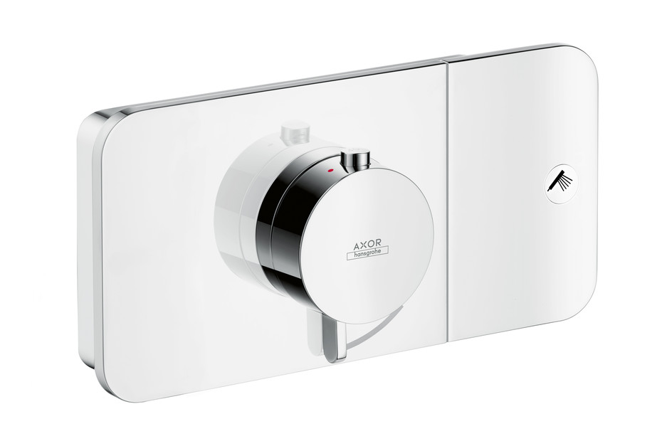 Axor One Thermostatic module for concealed installation, for 1 outlet
