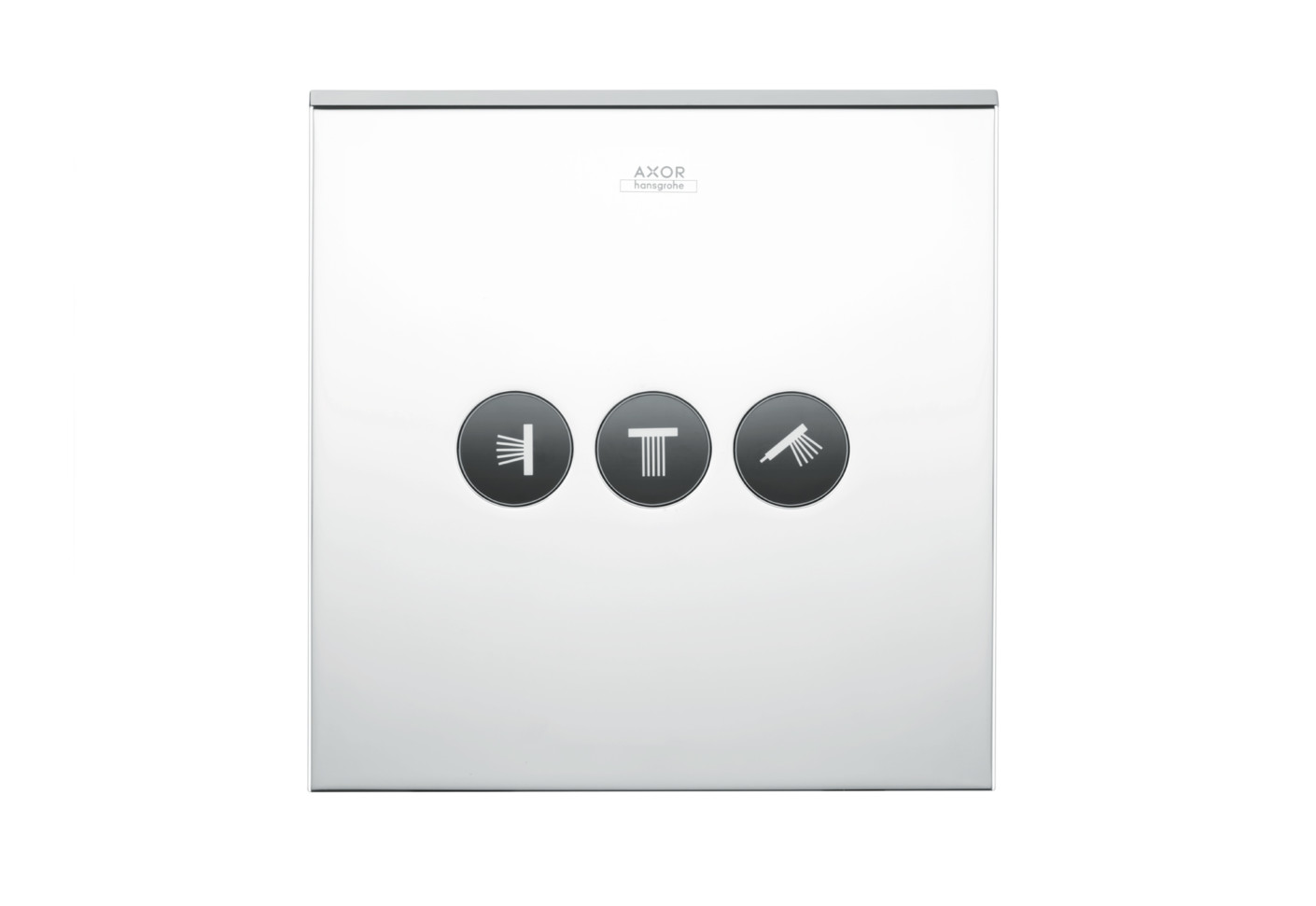 axor shower select thermostat square