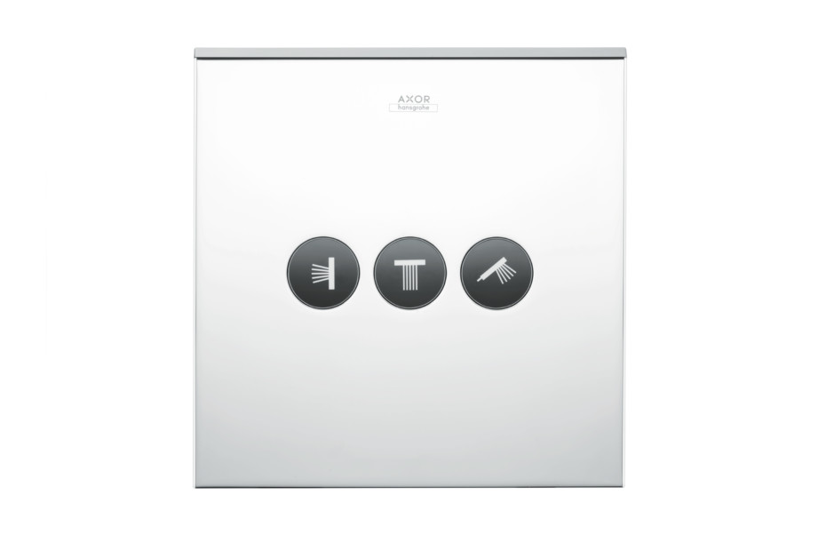 Axor Shower Select Thermostat quadratisch