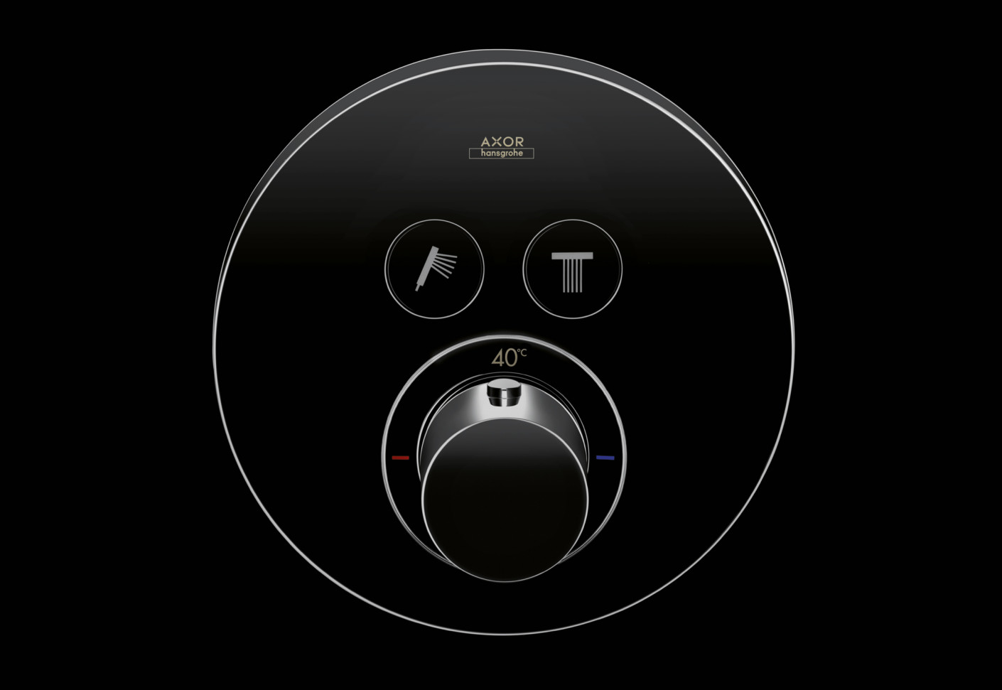 axor shower select thermostat