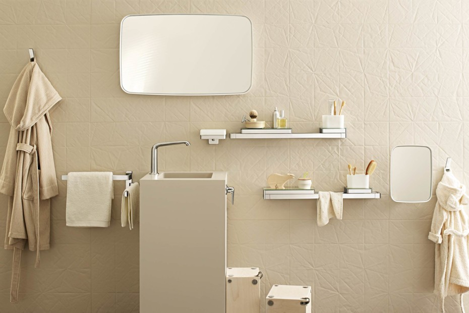 Axor Universal Rail/Bath towel holder