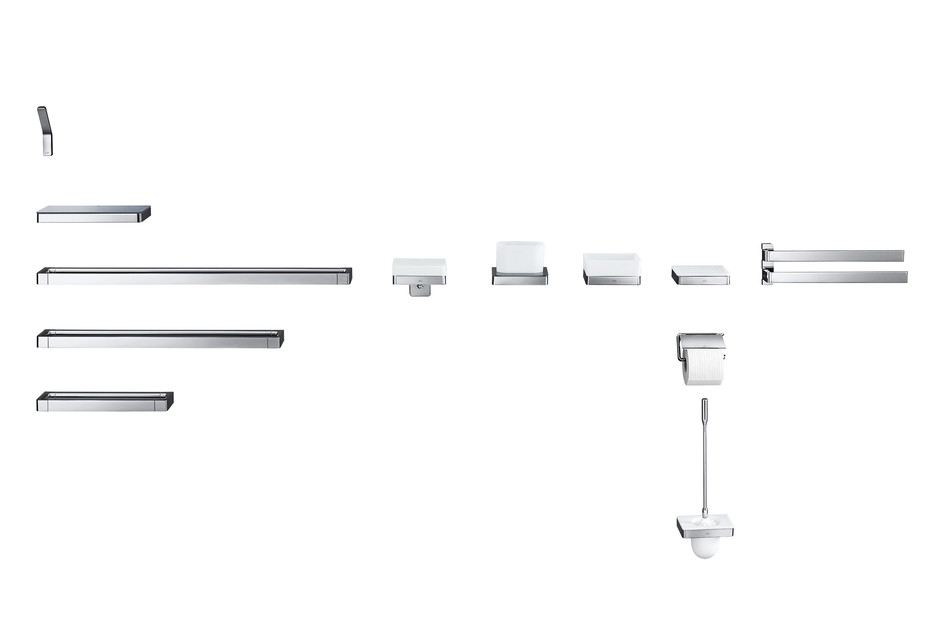 Axor Universal Toilet brush holder wall-mounted