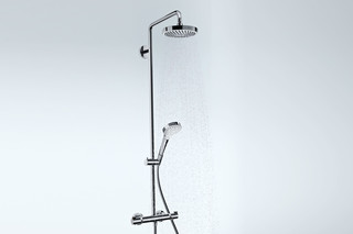 Croma Select S 180 Showerpipe  by  Hansgrohe