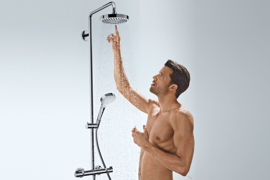 Croma Select S 180 Showerpipe