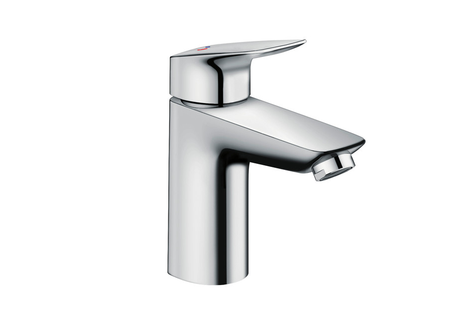 Logis single lever basin mixer 100