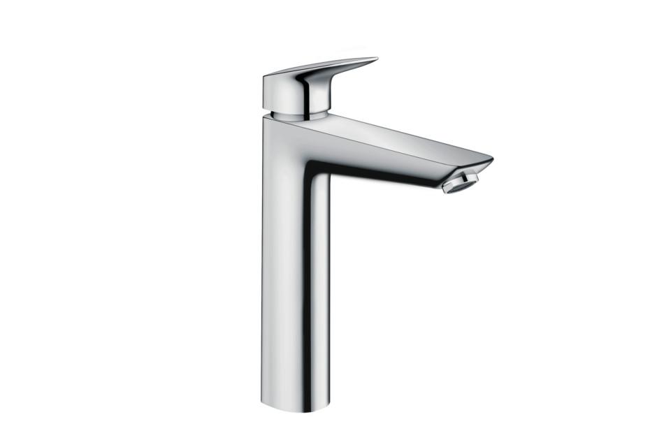 Logis single lever basin mixer 190