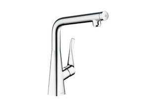 Metris Select Single lever kitchen mixer  by  Hansgrohe