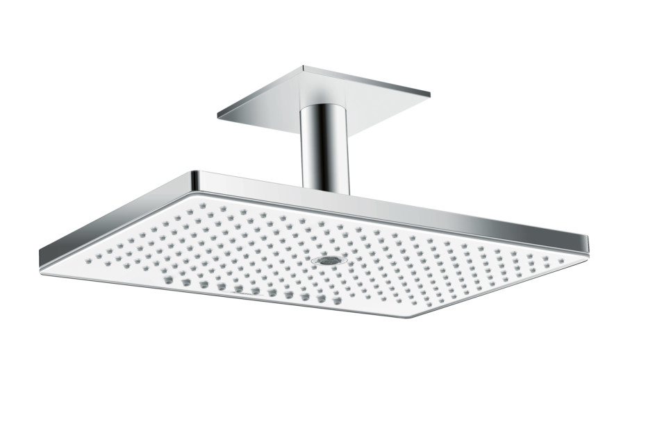 Rainmaker Select 460 3jet overhead shower with ceiling connector