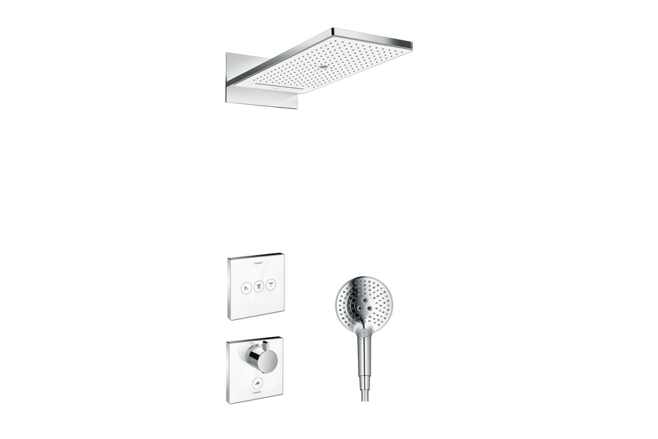 Rainmaker Select 580 3jet overhead shower