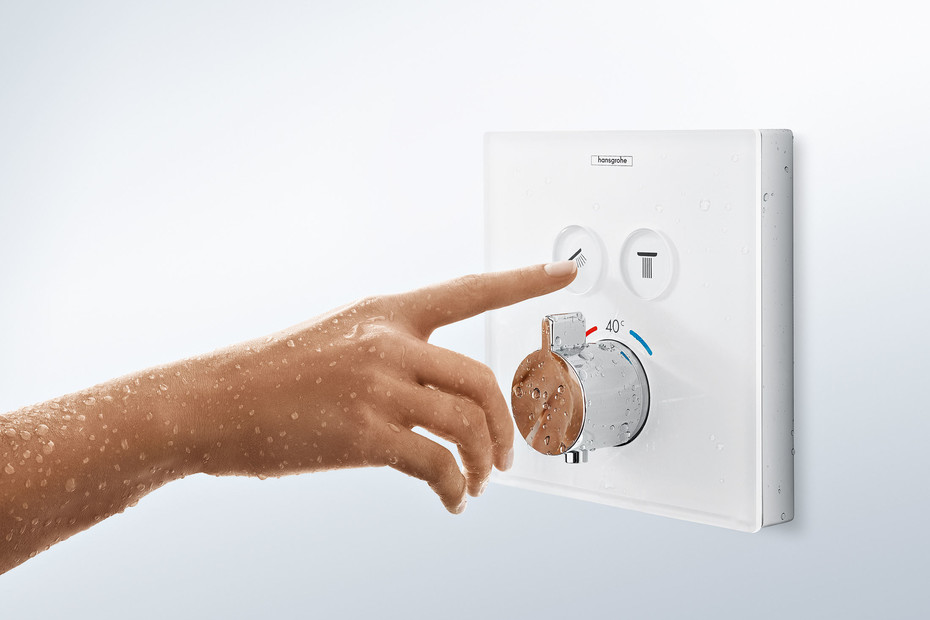ShowerSelect Thermostat for concealed installation