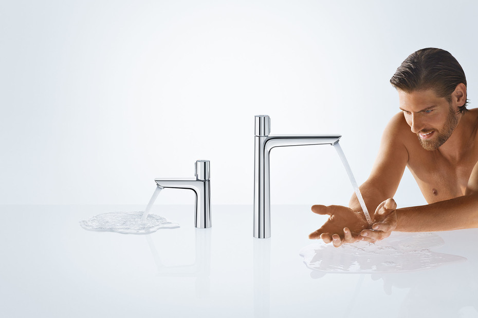 Talis Select S100 basin mixer