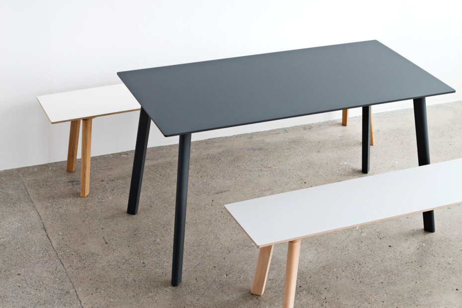 Copenhague Deux Table CPH210