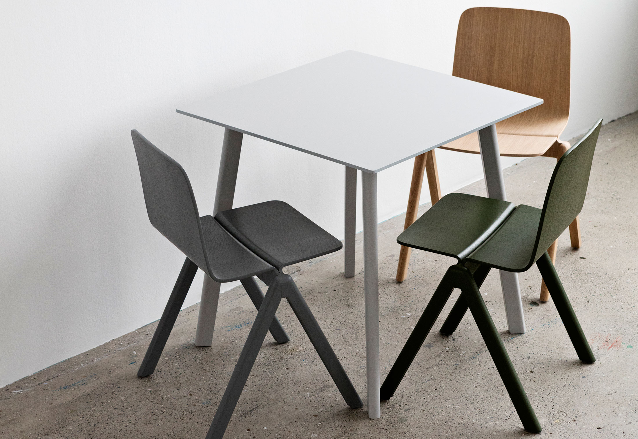 Copenhague Deux Table Cph210 By Hay Stylepark