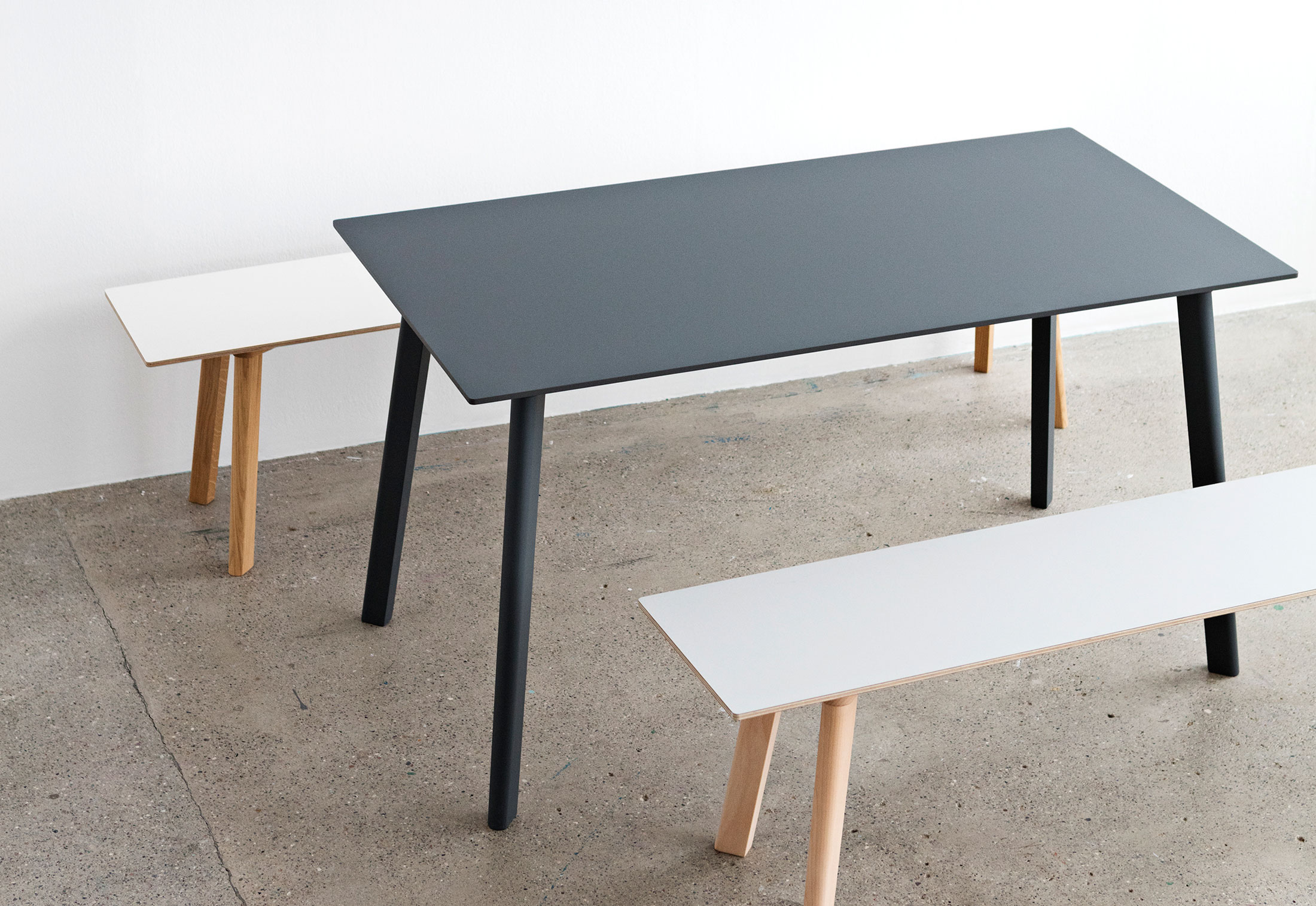 Copenhague Deux Table Cph210 By Hay Stylepark