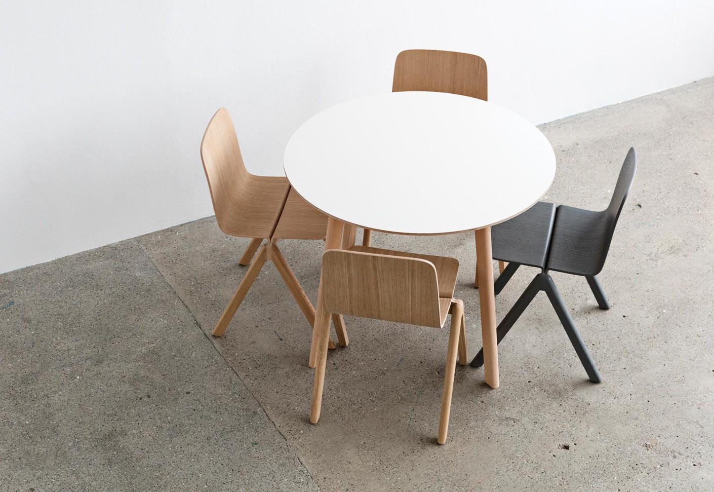 copenhague deux table cph220 von hay stylepark. Black Bedroom Furniture Sets. Home Design Ideas