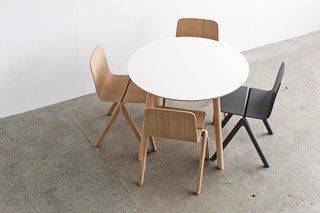 Copenhague Deux Table CPH220  von  HAY