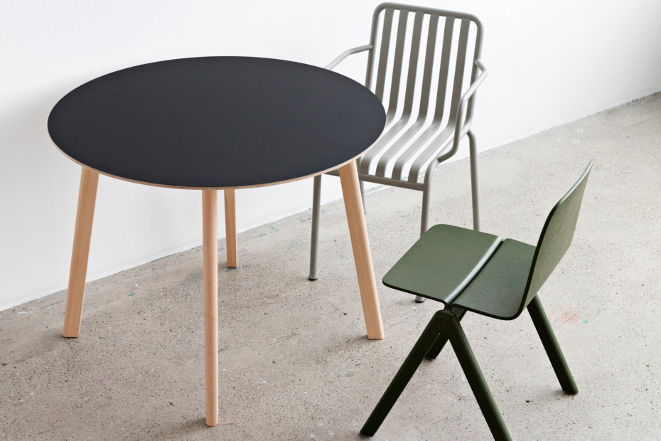 Copenhague Deux Table CPH220
