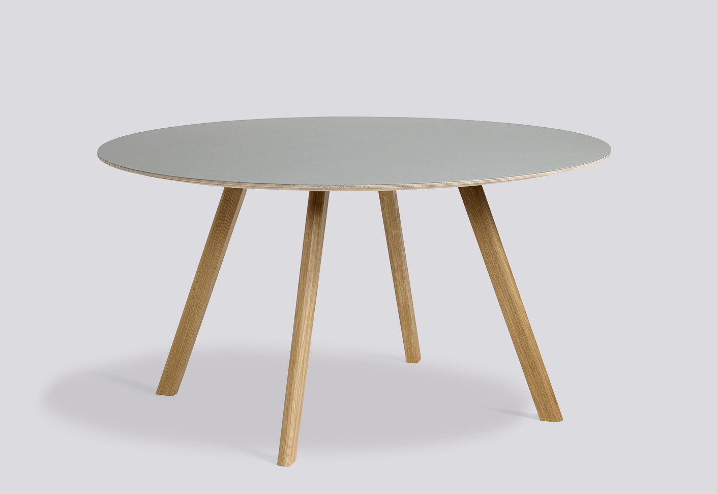 copenhague deux table cph250 by hay stylepark. Black Bedroom Furniture Sets. Home Design Ideas