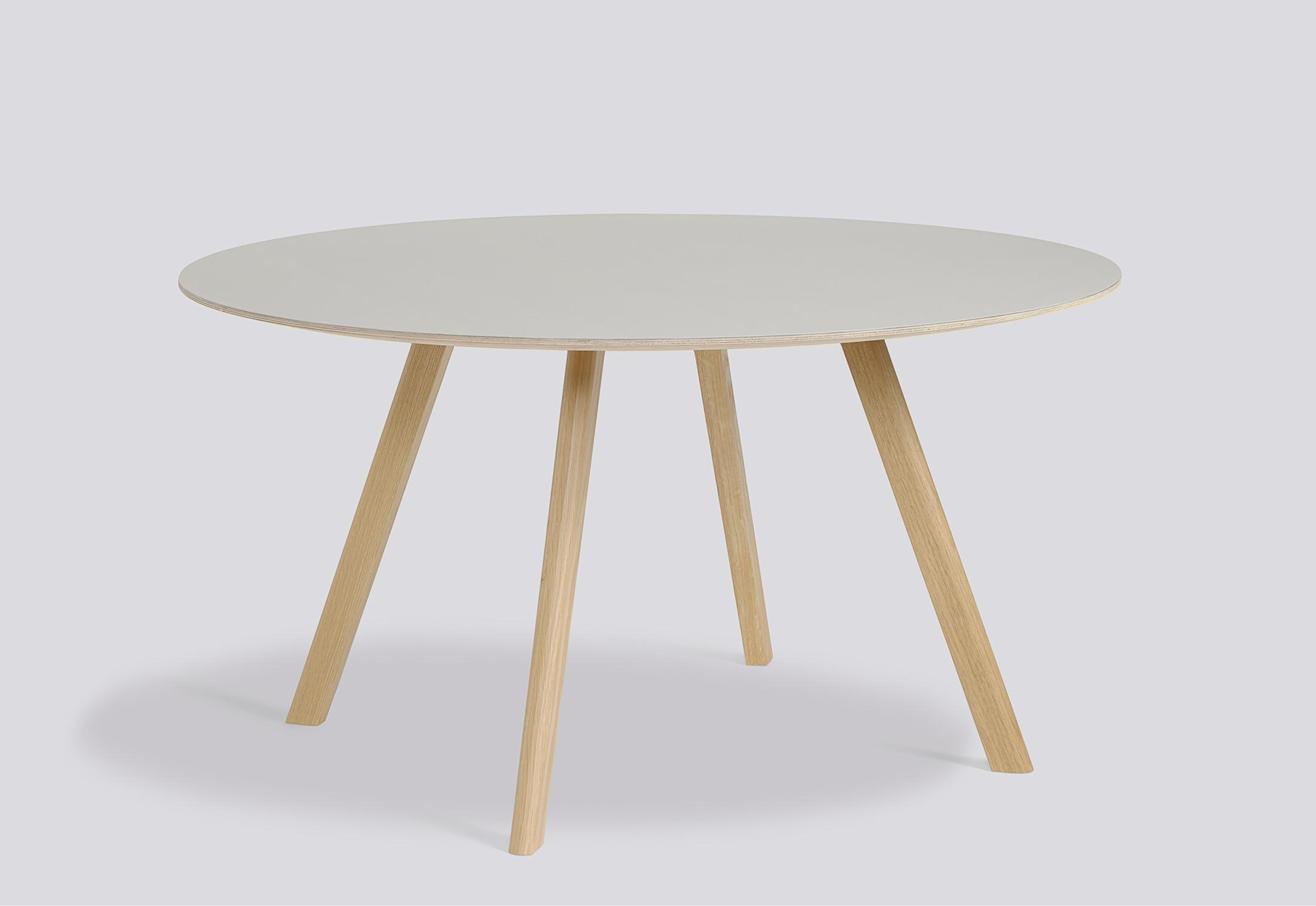 Copenhague Deux Table Cph250 By Hay Stylepark