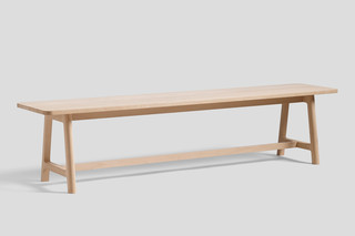 Frame Bench  by  HAY